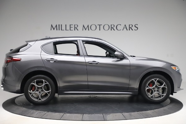 New 2020 Alfa Romeo Stelvio Sport Q4 for sale $50,945 at Rolls-Royce Motor Cars Greenwich in Greenwich CT 06830 9