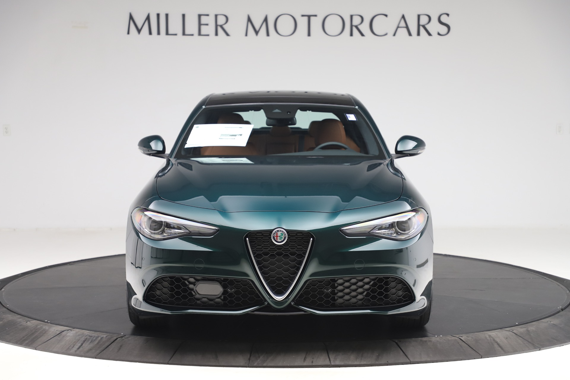 New 2020 Alfa Romeo Giulia Q4 for sale $46,995 at Rolls-Royce Motor Cars Greenwich in Greenwich CT 06830 1