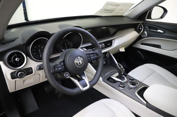 New 2020 Alfa Romeo Stelvio Ti Q4 for sale $52,895 at Rolls-Royce Motor Cars Greenwich in Greenwich CT 06830 13