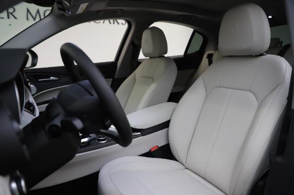 New 2020 Alfa Romeo Stelvio Ti Q4 for sale $52,895 at Rolls-Royce Motor Cars Greenwich in Greenwich CT 06830 15