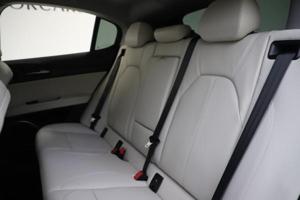 New 2020 Alfa Romeo Stelvio Ti Q4 for sale $52,895 at Rolls-Royce Motor Cars Greenwich in Greenwich CT 06830 18