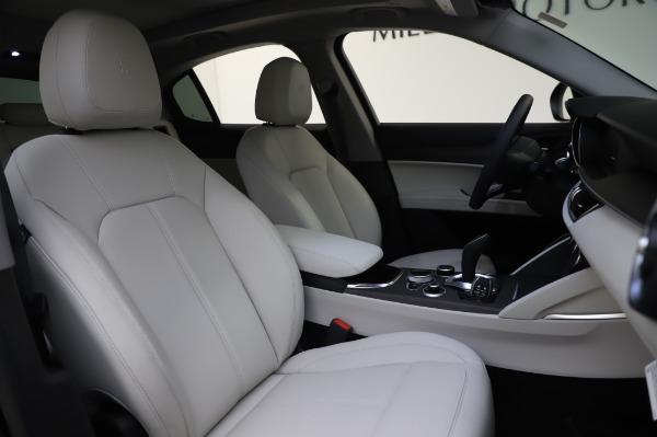 New 2020 Alfa Romeo Stelvio Ti Q4 for sale $52,895 at Rolls-Royce Motor Cars Greenwich in Greenwich CT 06830 22
