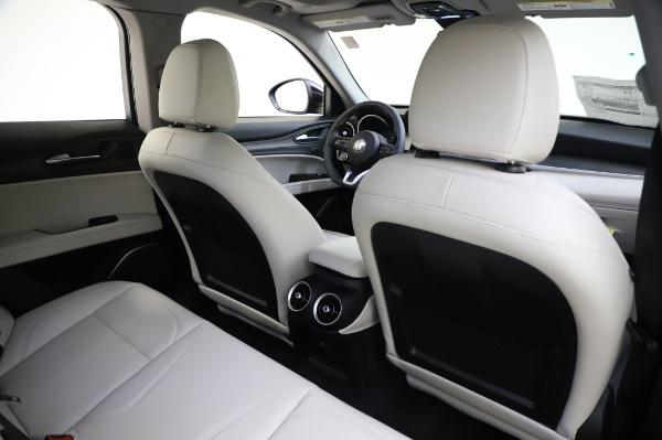 New 2020 Alfa Romeo Stelvio Ti Q4 for sale $52,895 at Rolls-Royce Motor Cars Greenwich in Greenwich CT 06830 28