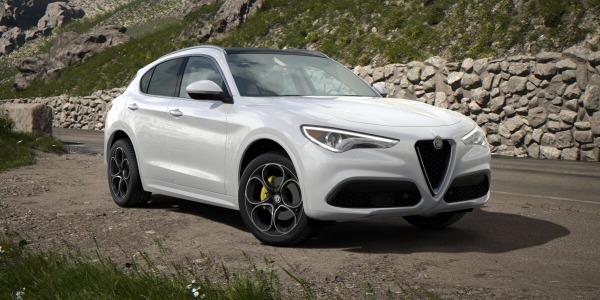New 2020 Alfa Romeo Stelvio Ti Lusso Q4 for sale $55,045 at Rolls-Royce Motor Cars Greenwich in Greenwich CT 06830 2