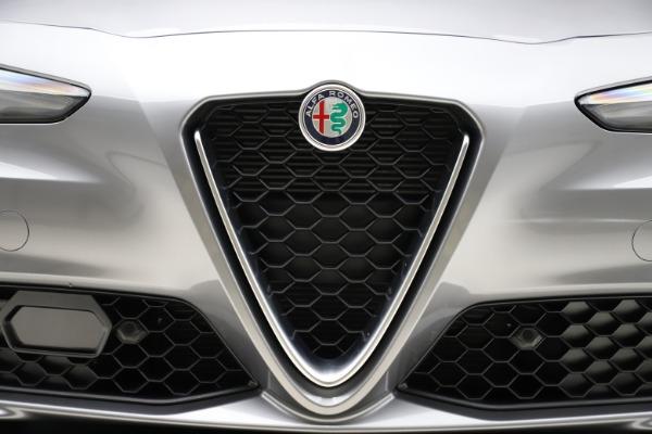 New 2020 Alfa Romeo Giulia Ti Q4 for sale Call for price at Rolls-Royce Motor Cars Greenwich in Greenwich CT 06830 13