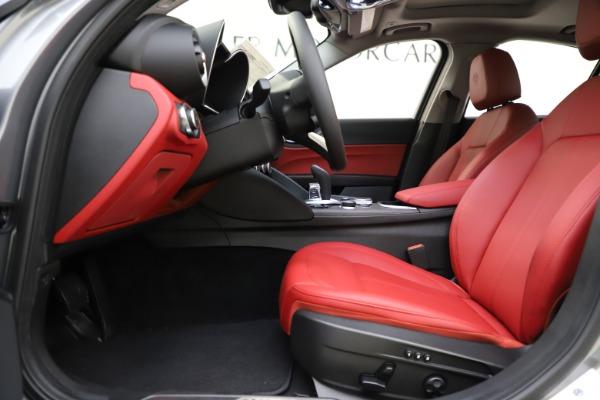 New 2020 Alfa Romeo Giulia Ti Q4 for sale Call for price at Rolls-Royce Motor Cars Greenwich in Greenwich CT 06830 15