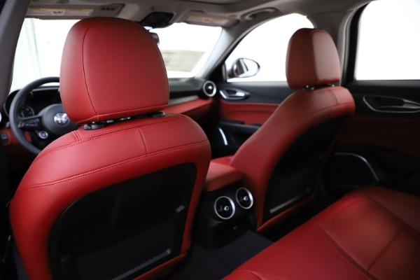 New 2020 Alfa Romeo Giulia Ti Q4 for sale Call for price at Rolls-Royce Motor Cars Greenwich in Greenwich CT 06830 21