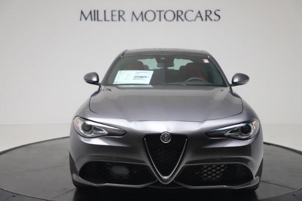 New 2020 Alfa Romeo Giulia Ti Sport Q4 for sale $51,095 at Rolls-Royce Motor Cars Greenwich in Greenwich CT 06830 12