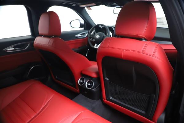 New 2020 Alfa Romeo Giulia Ti Sport Q4 for sale $51,095 at Rolls-Royce Motor Cars Greenwich in Greenwich CT 06830 28