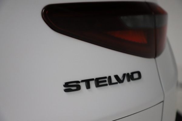New 2020 Alfa Romeo Stelvio Ti Sport Q4 for sale $54,345 at Rolls-Royce Motor Cars Greenwich in Greenwich CT 06830 15