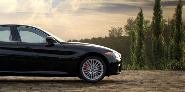 New 2020 Alfa Romeo Giulia Ti Lusso Q4 for sale $51,195 at Rolls-Royce Motor Cars Greenwich in Greenwich CT 06830 2