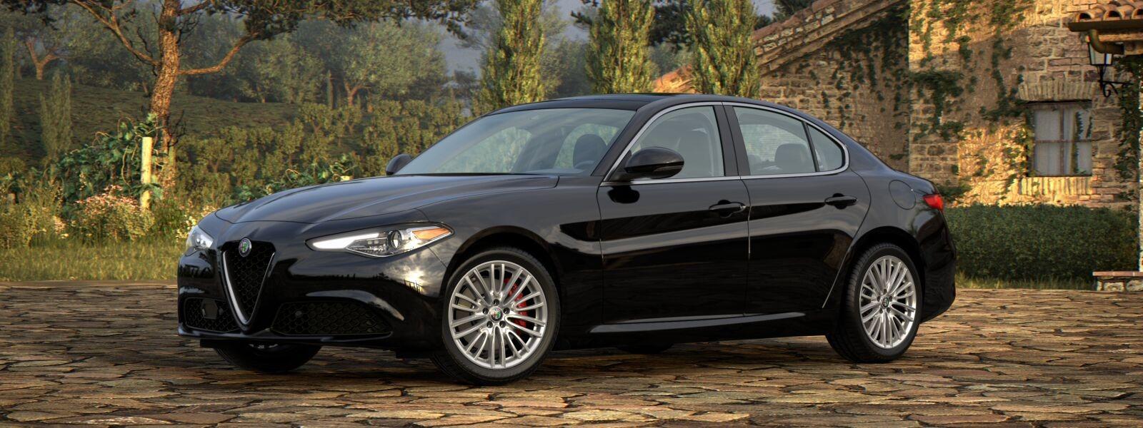 New 2020 Alfa Romeo Giulia Ti Lusso Q4 for sale $51,195 at Rolls-Royce Motor Cars Greenwich in Greenwich CT 06830 1