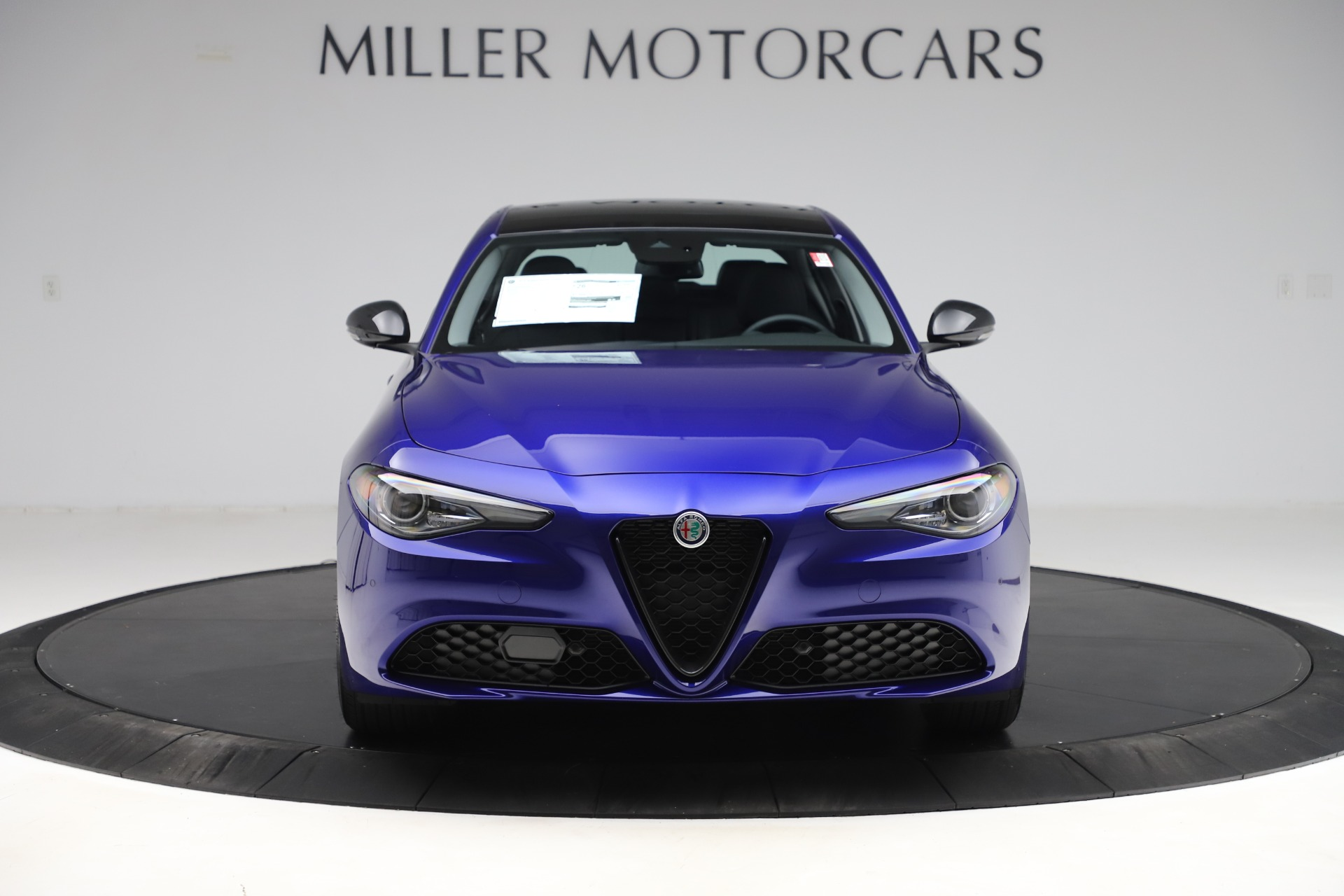New 2020 Alfa Romeo Giulia Ti Sport Q4 for sale $52,995 at Rolls-Royce Motor Cars Greenwich in Greenwich CT 06830 1