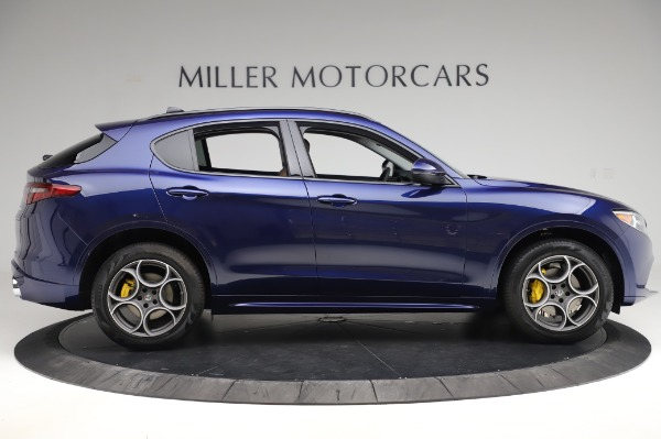 New 2020 Alfa Romeo Stelvio Sport Q4 for sale $50,895 at Rolls-Royce Motor Cars Greenwich in Greenwich CT 06830 9