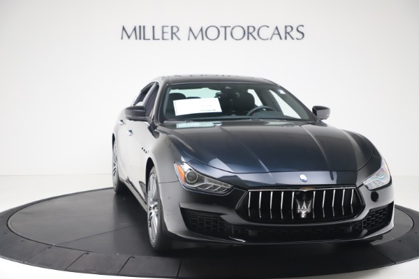 New 2020 Maserati Ghibli S Q4 for sale $87,285 at Rolls-Royce Motor Cars Greenwich in Greenwich CT 06830 11