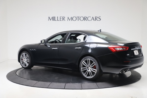 New 2020 Maserati Ghibli S Q4 for sale $87,285 at Rolls-Royce Motor Cars Greenwich in Greenwich CT 06830 4