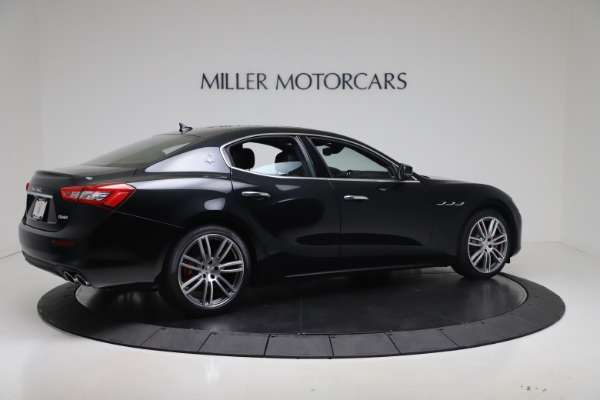 New 2020 Maserati Ghibli S Q4 for sale $87,285 at Rolls-Royce Motor Cars Greenwich in Greenwich CT 06830 8