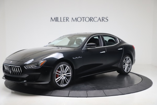 New 2020 Maserati Ghibli S Q4 for sale $87,285 at Rolls-Royce Motor Cars Greenwich in Greenwich CT 06830 2
