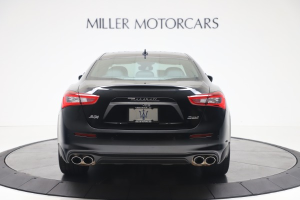 New 2020 Maserati Ghibli S Q4 for sale $87,285 at Rolls-Royce Motor Cars Greenwich in Greenwich CT 06830 6
