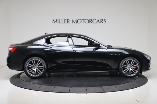 New 2020 Maserati Ghibli S Q4 for sale $87,285 at Rolls-Royce Motor Cars Greenwich in Greenwich CT 06830 9
