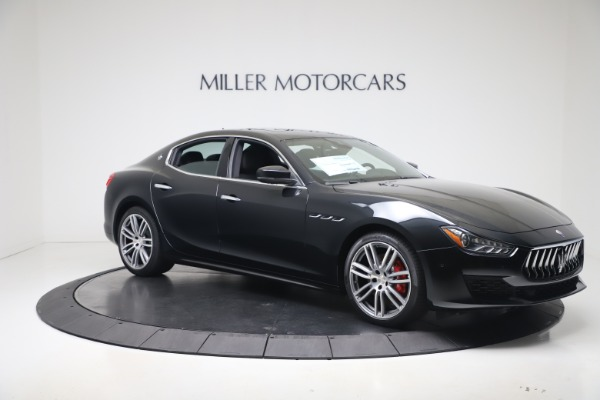 New 2020 Maserati Ghibli S Q4 for sale $87,285 at Rolls-Royce Motor Cars Greenwich in Greenwich CT 06830 10