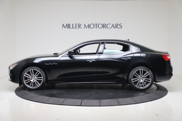 New 2020 Maserati Ghibli S Q4 for sale Sold at Rolls-Royce Motor Cars Greenwich in Greenwich CT 06830 3