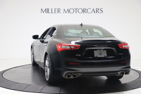 New 2020 Maserati Ghibli S Q4 for sale Sold at Rolls-Royce Motor Cars Greenwich in Greenwich CT 06830 5