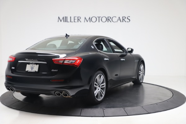 New 2020 Maserati Ghibli S Q4 for sale $87,285 at Rolls-Royce Motor Cars Greenwich in Greenwich CT 06830 7