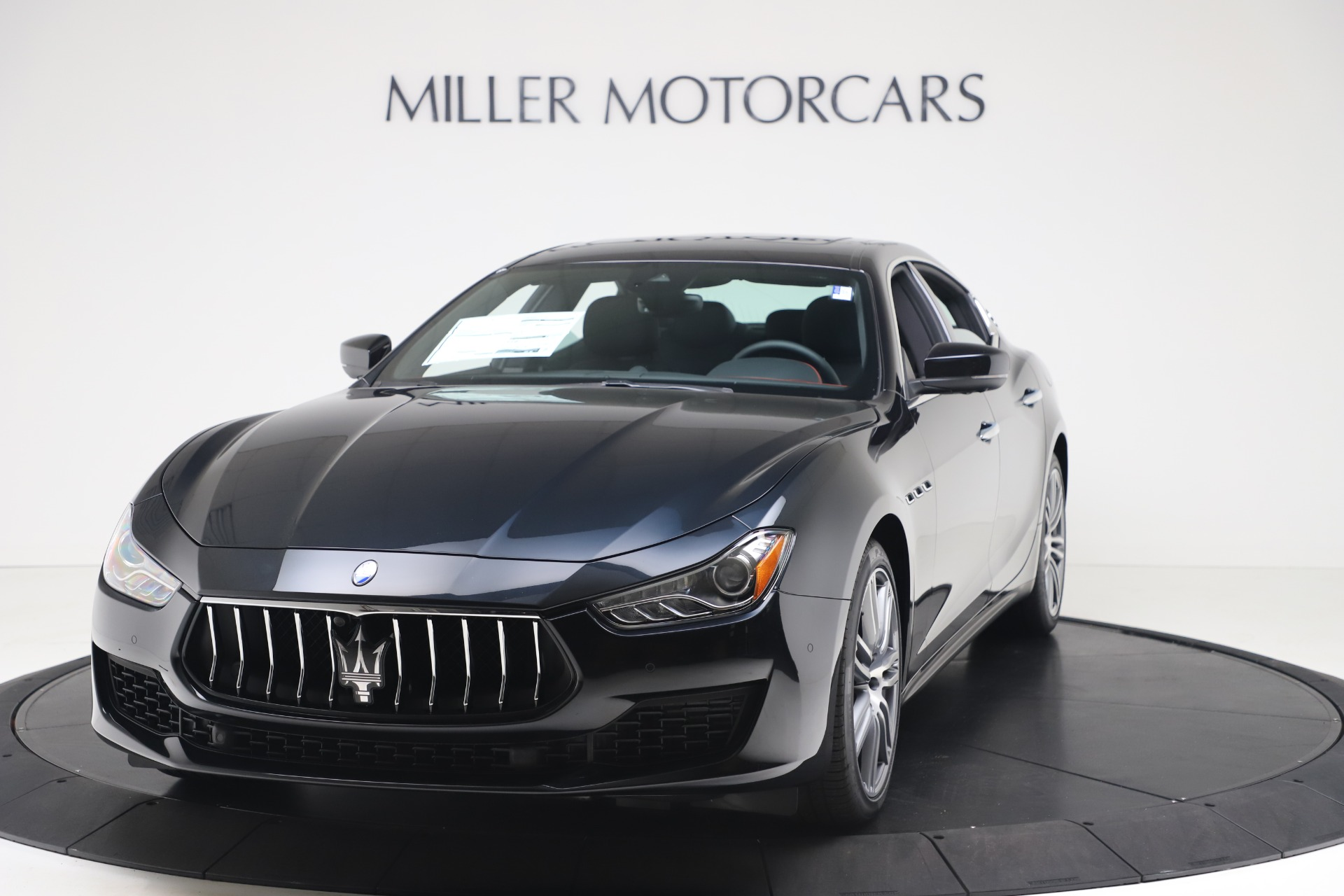 New 2020 Maserati Ghibli S Q4 for sale Sold at Rolls-Royce Motor Cars Greenwich in Greenwich CT 06830 1