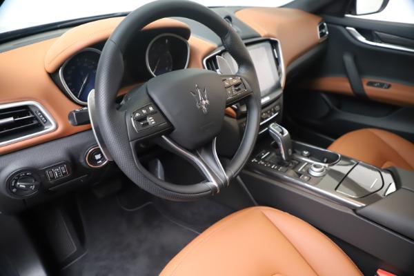 New 2020 Maserati Ghibli S Q4 for sale $87,285 at Rolls-Royce Motor Cars Greenwich in Greenwich CT 06830 13