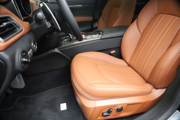 New 2020 Maserati Ghibli S Q4 for sale $87,285 at Rolls-Royce Motor Cars Greenwich in Greenwich CT 06830 15