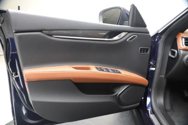 New 2020 Maserati Ghibli S Q4 for sale $87,285 at Rolls-Royce Motor Cars Greenwich in Greenwich CT 06830 17