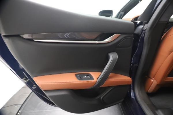 New 2020 Maserati Ghibli S Q4 for sale $87,285 at Rolls-Royce Motor Cars Greenwich in Greenwich CT 06830 21