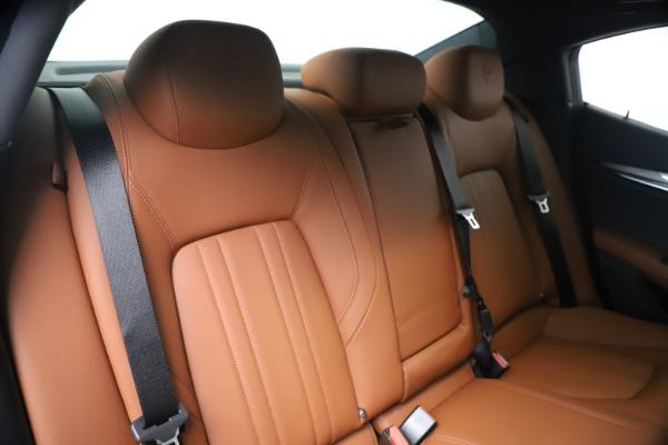 New 2020 Maserati Ghibli S Q4 for sale $87,285 at Rolls-Royce Motor Cars Greenwich in Greenwich CT 06830 26