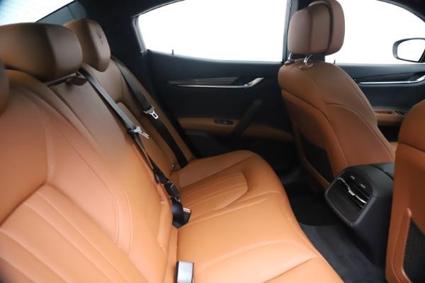 New 2020 Maserati Ghibli S Q4 for sale $87,285 at Rolls-Royce Motor Cars Greenwich in Greenwich CT 06830 27