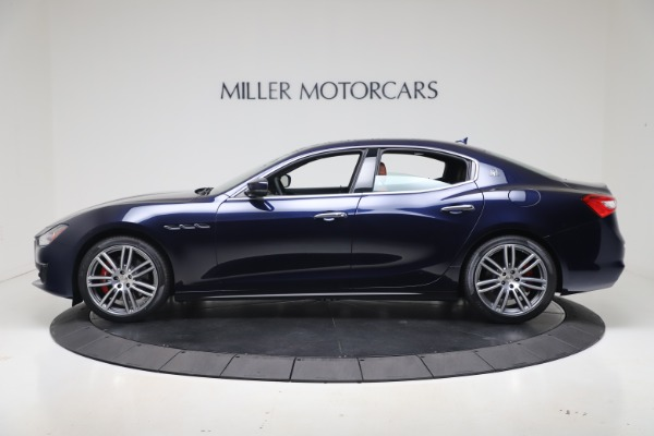 New 2020 Maserati Ghibli S Q4 for sale $87,285 at Rolls-Royce Motor Cars Greenwich in Greenwich CT 06830 3