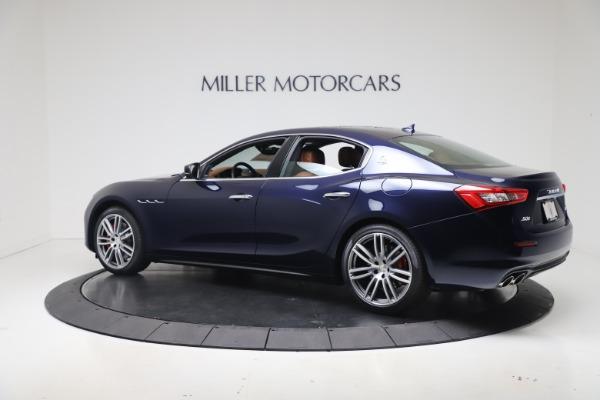 New 2020 Maserati Ghibli S Q4 for sale $87,285 at Rolls-Royce Motor Cars Greenwich in Greenwich CT 06830 4