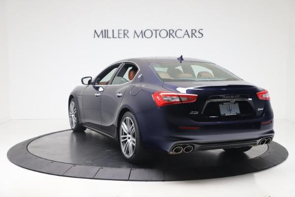 New 2020 Maserati Ghibli S Q4 for sale $87,285 at Rolls-Royce Motor Cars Greenwich in Greenwich CT 06830 5