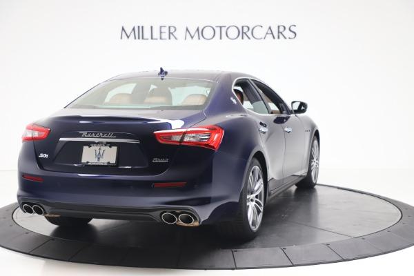 New 2020 Maserati Ghibli S Q4 for sale $87,285 at Rolls-Royce Motor Cars Greenwich in Greenwich CT 06830 7