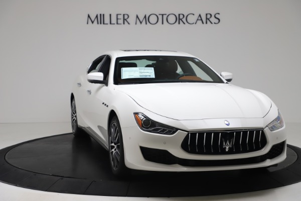New 2020 Maserati Ghibli S Q4 for sale $84,735 at Rolls-Royce Motor Cars Greenwich in Greenwich CT 06830 11