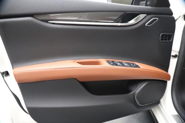 New 2020 Maserati Ghibli S Q4 for sale $69,750 at Rolls-Royce Motor Cars Greenwich in Greenwich CT 06830 17
