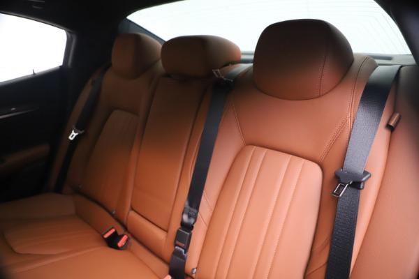 New 2020 Maserati Ghibli S Q4 for sale $69,750 at Rolls-Royce Motor Cars Greenwich in Greenwich CT 06830 18