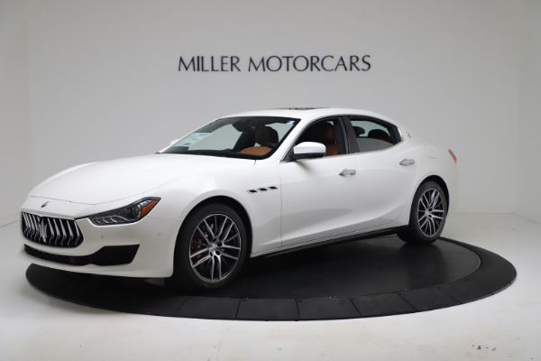 New 2020 Maserati Ghibli S Q4 for sale $84,735 at Rolls-Royce Motor Cars Greenwich in Greenwich CT 06830 2