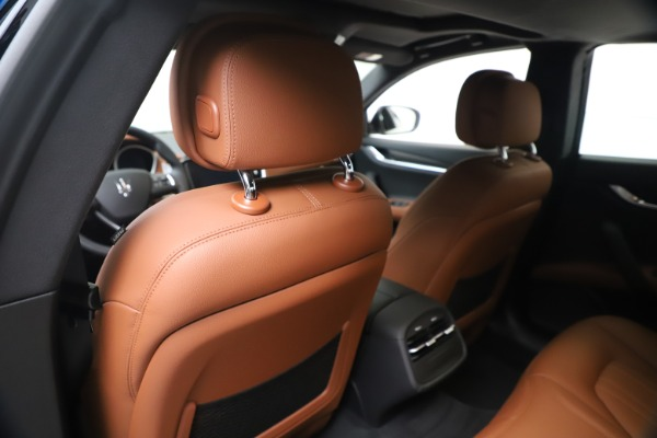 New 2020 Maserati Ghibli S Q4 for sale $84,735 at Rolls-Royce Motor Cars Greenwich in Greenwich CT 06830 20