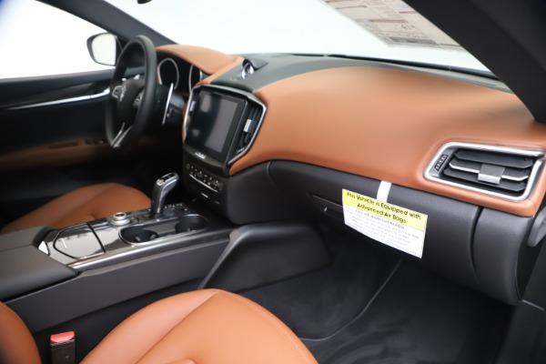 New 2020 Maserati Ghibli S Q4 for sale $69,750 at Rolls-Royce Motor Cars Greenwich in Greenwich CT 06830 22