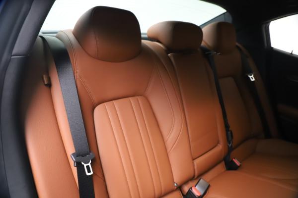 New 2020 Maserati Ghibli S Q4 for sale $69,750 at Rolls-Royce Motor Cars Greenwich in Greenwich CT 06830 26