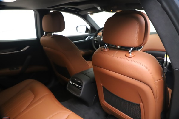 New 2020 Maserati Ghibli S Q4 for sale $84,735 at Rolls-Royce Motor Cars Greenwich in Greenwich CT 06830 28