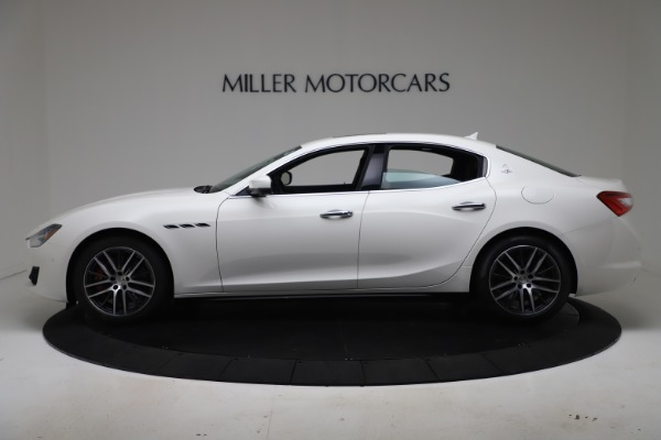 New 2020 Maserati Ghibli S Q4 for sale $84,735 at Rolls-Royce Motor Cars Greenwich in Greenwich CT 06830 3