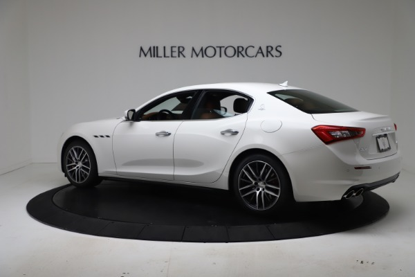 New 2020 Maserati Ghibli S Q4 for sale $84,735 at Rolls-Royce Motor Cars Greenwich in Greenwich CT 06830 4