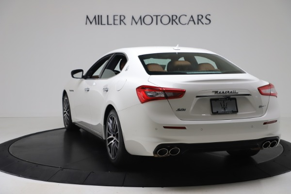 New 2020 Maserati Ghibli S Q4 for sale $84,735 at Rolls-Royce Motor Cars Greenwich in Greenwich CT 06830 5